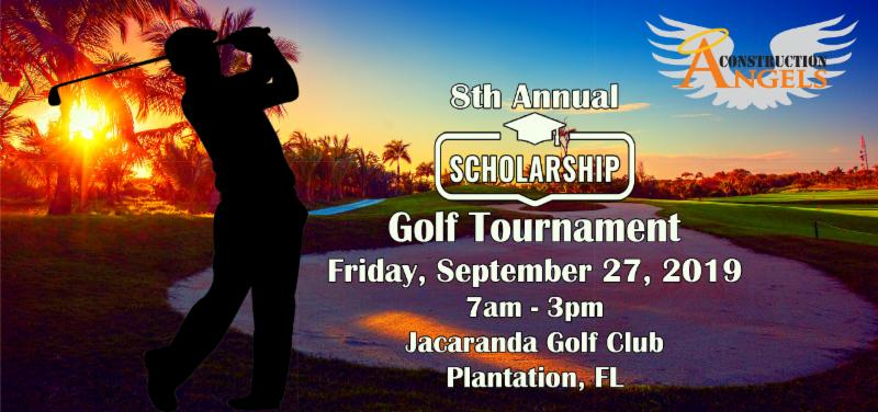 Construction Angels 8th Annual Scholarship Golf Tournament