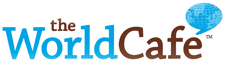 new World Cafe logo