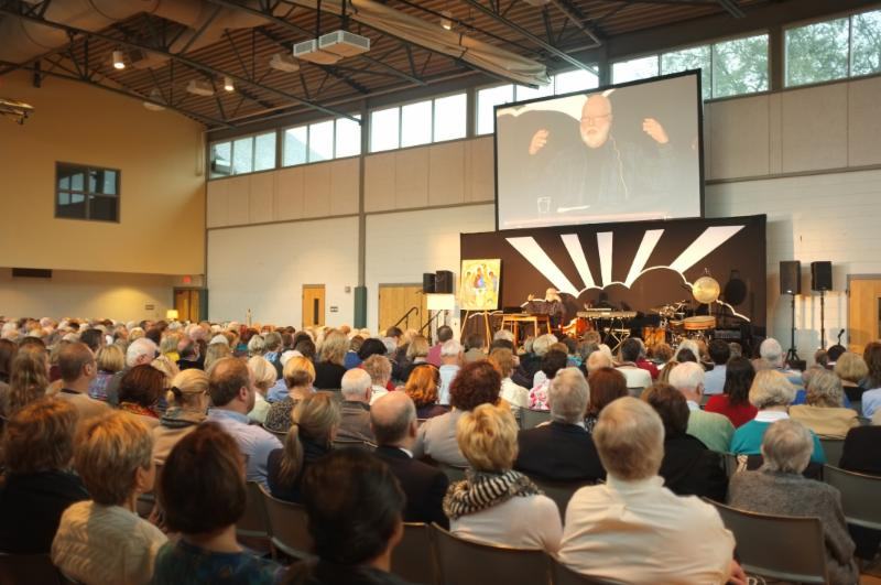 Richard Rohr GladdeningLight Symposium 2017