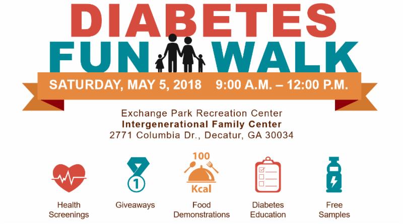 GDC/DCAC 2nd Annual Atlanta Focus on the Family Diabetes Fun