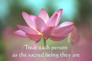 Treat each person...