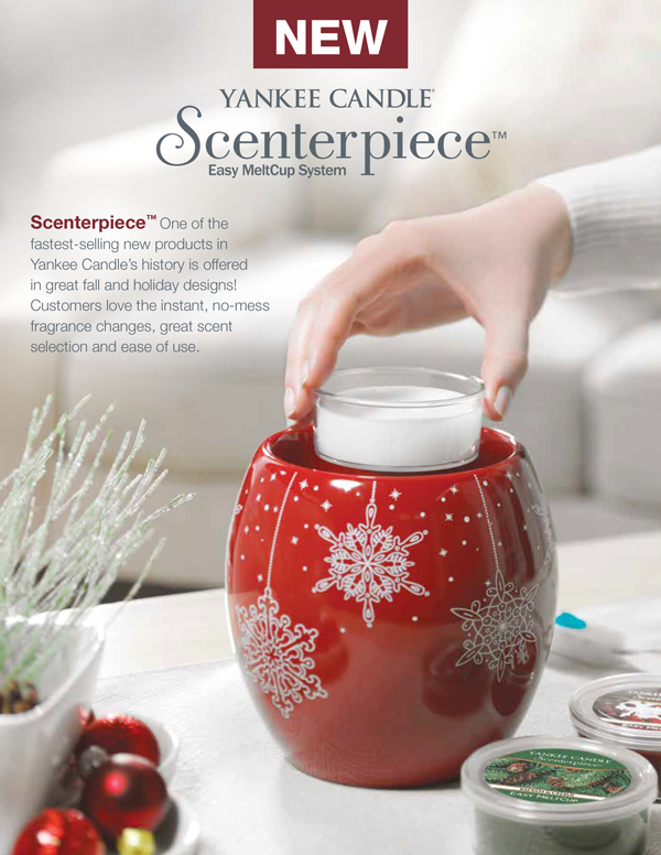 Introducing the scenterpiece easy meltcup system from