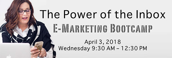 The Power of the Inbox_ E-Marketing Bootcamp