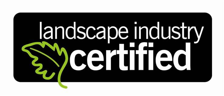 Landscape Certified B&W Logo