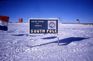 Amundsen-Scott South Pole Station - The Pole