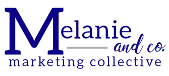Melanie and Co. logo