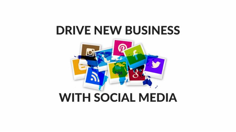 Drive New Business graphic