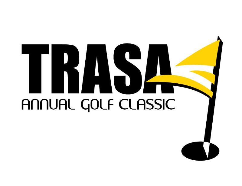 TRASA Golf revised logo