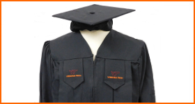 University Bookstore Graduation Apparel