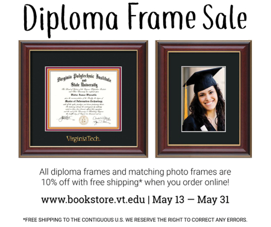 Diploma Frames and Photo Frames on Sale! May 13 - May 31