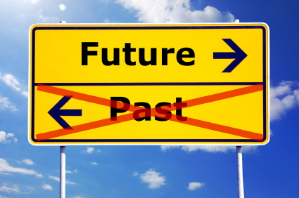 Future is Ahead-Past is Over
