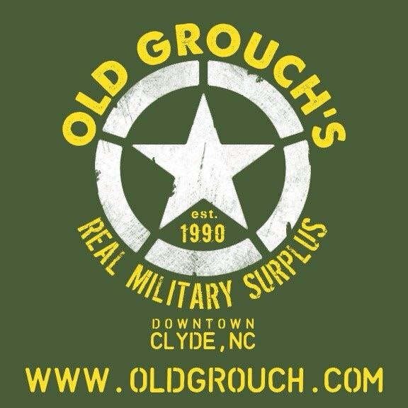 Old Grouch's Neat & Rare Items Email 28 March- Gore Tex exposure