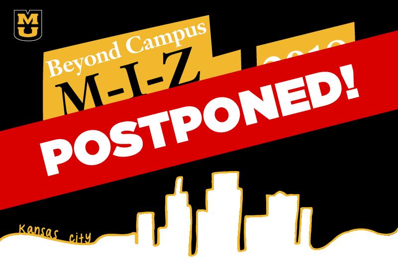 Postponed banner KC