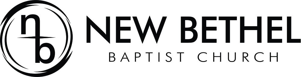 New Bethel Baptist Church - LOGO Name Only - B_W.jpg