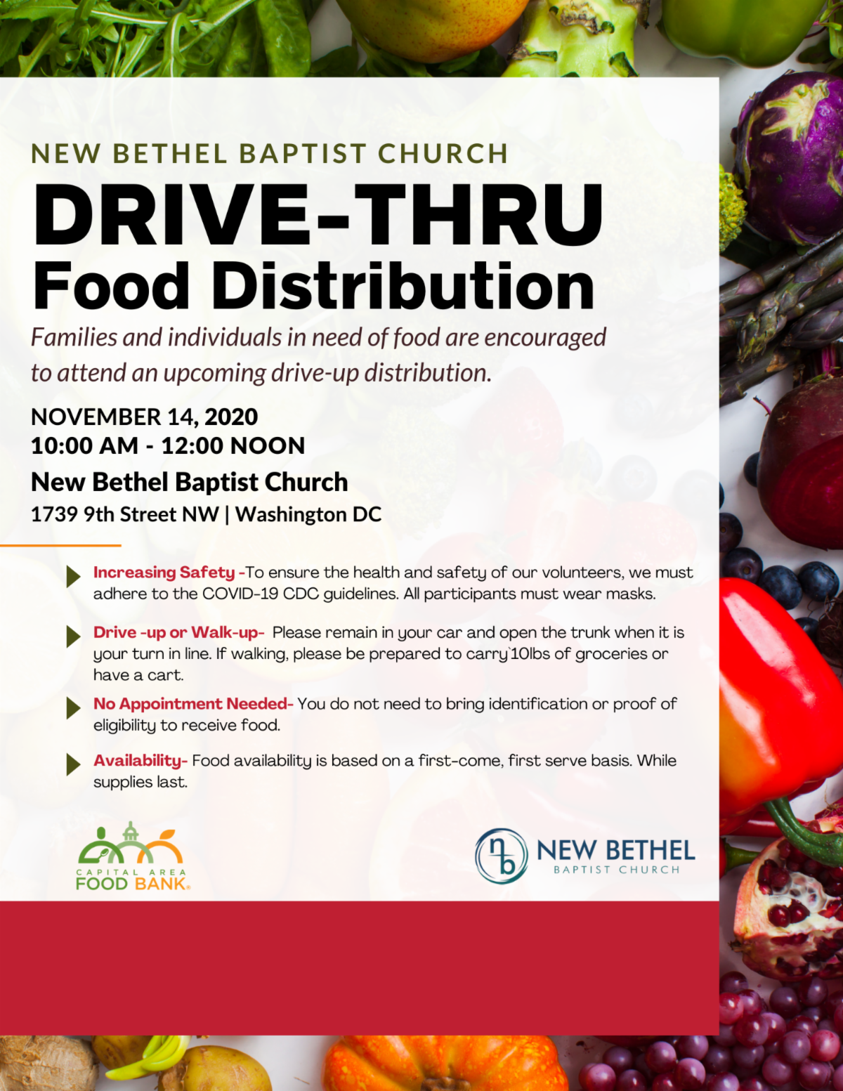 Food Distribution 2020. FLYER.png