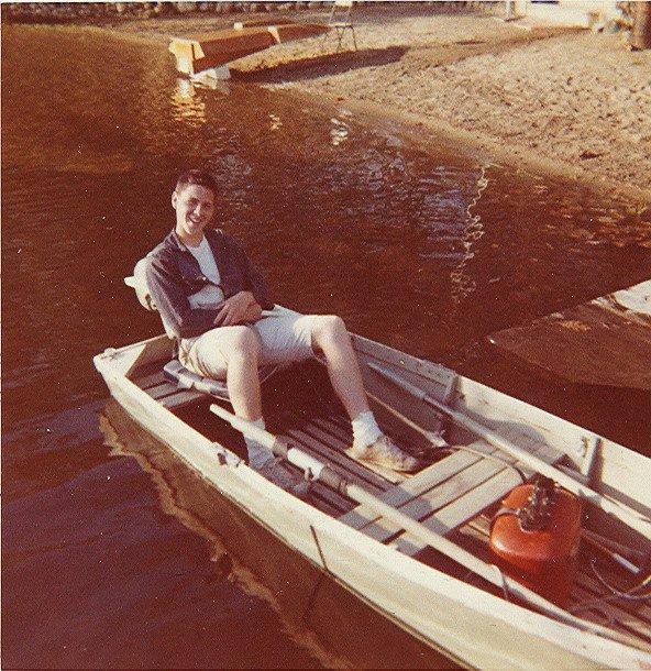 Capt Jim Barr Hickory Hills 1963