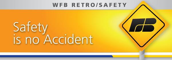 Retro/Safety header