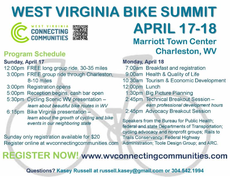 WV Bike Summit