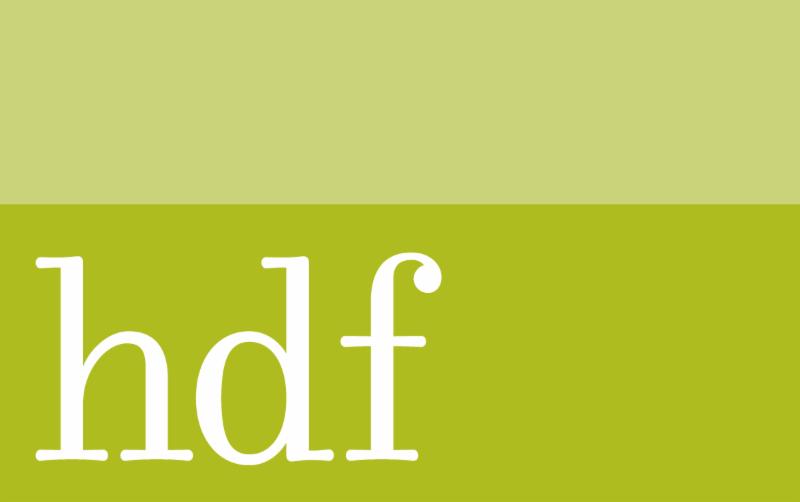 HDF Main Logo
