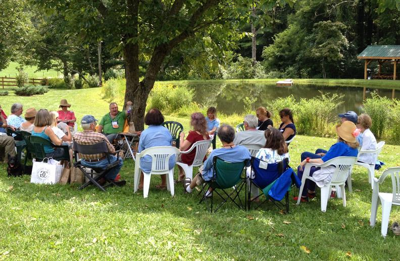 EVENT: Summer Social Potluck Sat. Aug 19