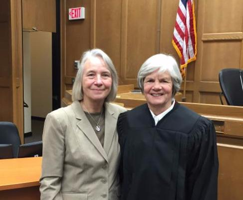 Commissioner Katherine Stoner