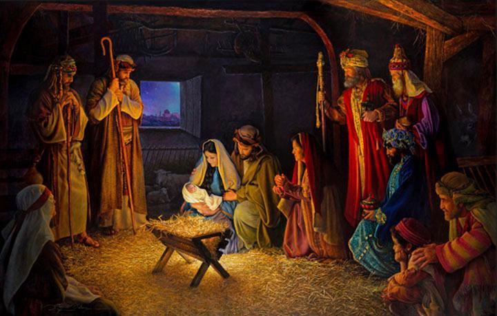 Christmas Shepherds.The Christmas Witnesses The Shepherds Influencers