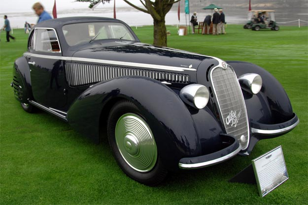 Classic Car Show - Pismo Beach, CA