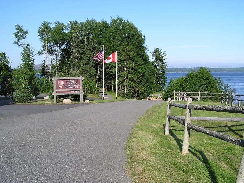 Saint Croix Island National Historic Site