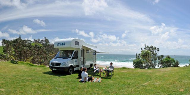 RV Camping in New Zealand