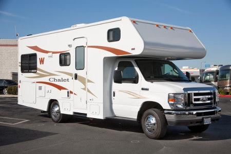 RV storage from El Monte RV
