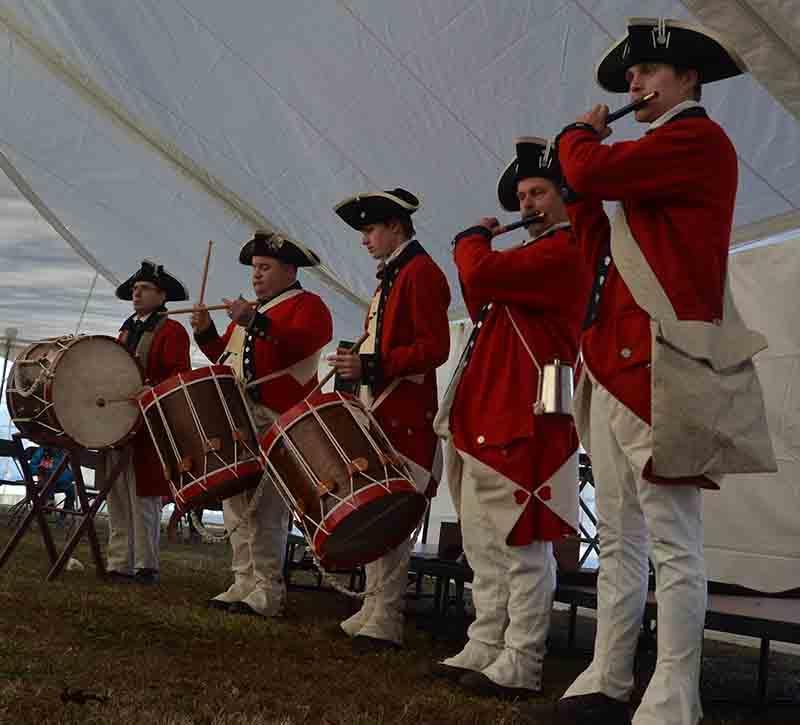Cowpens National Battlefield Area