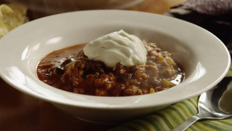 Flatlander Chili RV Camping Recipe of the Month