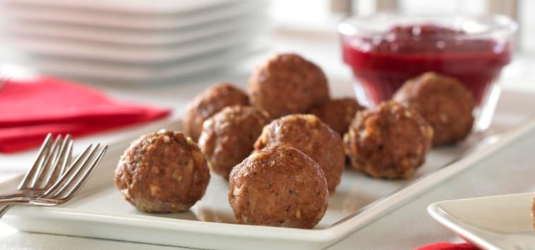 Mini Merry Meatballs RV camping recipe