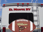 El Monte RV is Your Tailgating Specialist!