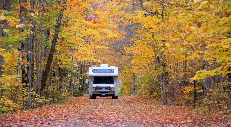 RV Vacations for Fall Color Viewing