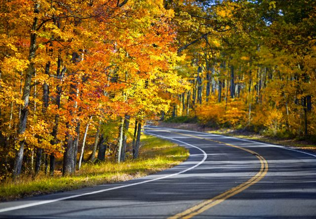 Fall Foliage RV Trips