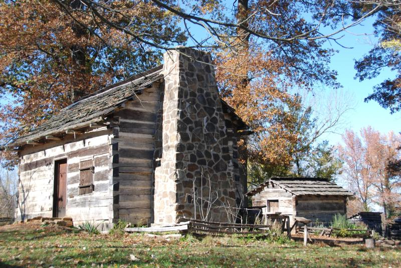 Lincoln Boyhood Home National Memorial