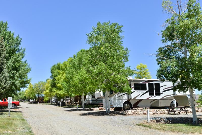 Gunnison Lakeside RV Park