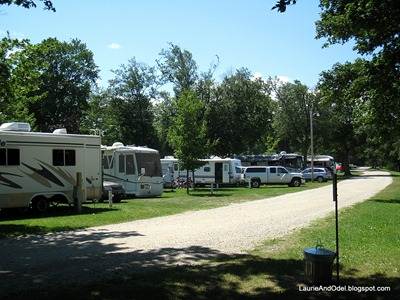 Woodland Park Campground
