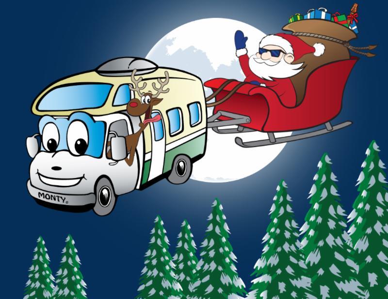 A Monty Christmas