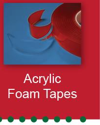 Very High Bond Acrylic Foam Tapes