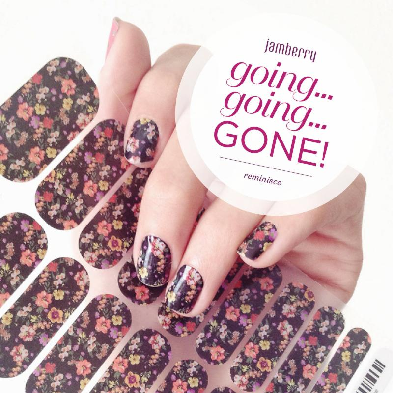 Just Sending Out A Quick Reminder That There Are Several Wraps Lacquers Will Be Retiring February 29th To Make Room For Our New Spring Summer Catalog