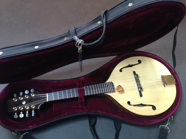 James Curtis Mandolin