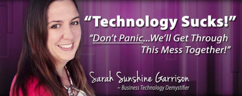 Sarah Sunshine Garrison