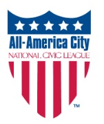 All America City National Civic League logo