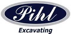 Pihl Excavating logo
