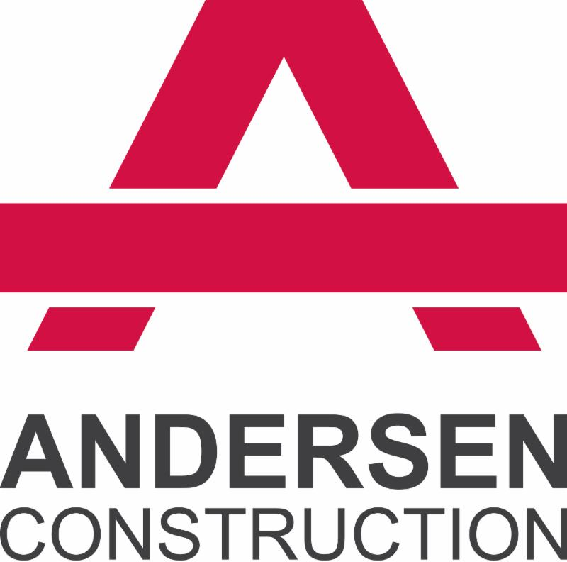Andersen Construction_s red A logo