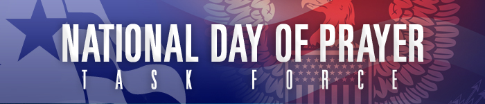 National Day of Prayer Task Force - Header