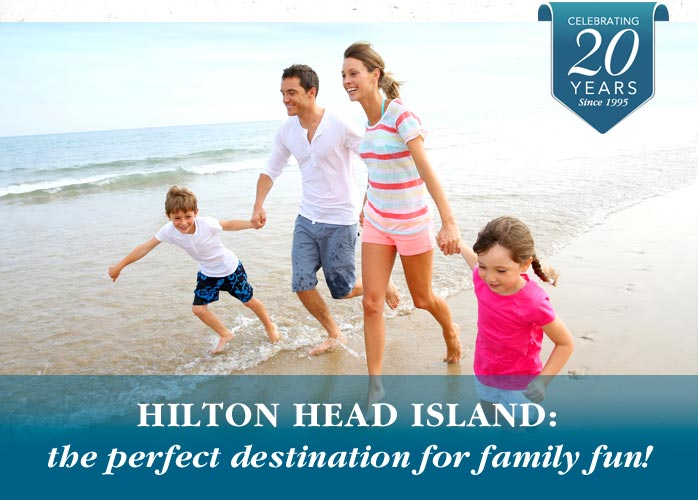 Family Fun on Hilton Head Island