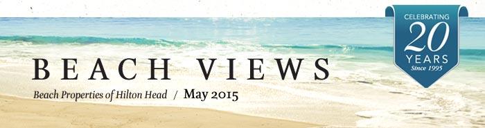 Beach views logo